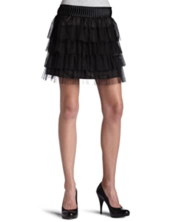 necessary objects juniors pleated mini skirt