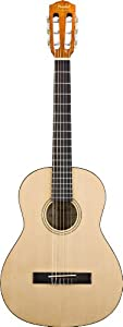 Fender ESC-105 Full-Size Classical Guitar with Gig Bag - Natural