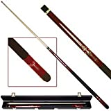 Trademark Global Sword Cue Stick - Includes Free Hard Case ~ Trademark Global
