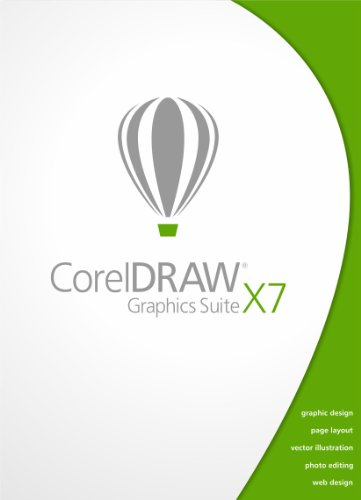 CorelDRAW Graphics Suite X7 30 Day Free Trial [Download] (Corel Draw Graphics X7 compare prices)