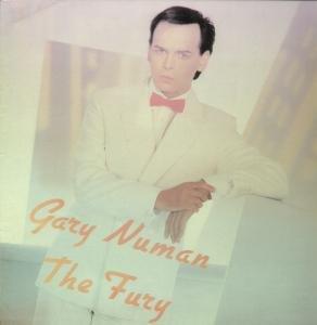 FURY LP UK NUMA 1985 9 TRACK WITH INNER SLEEVE (NUMA1003)