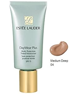 Estee Lauder Day Wear Plus Multi Protection Tinted Moisturizer SPF 15 Medium Deep 50ml / 1.7oz