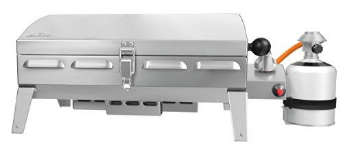 Napoleon PTSS165P-1 Marine Portable Propane Grill, Stainless Steel