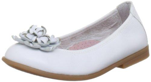 Pablosky 381001, Ballerine bambine Bianco bianco 10 UK