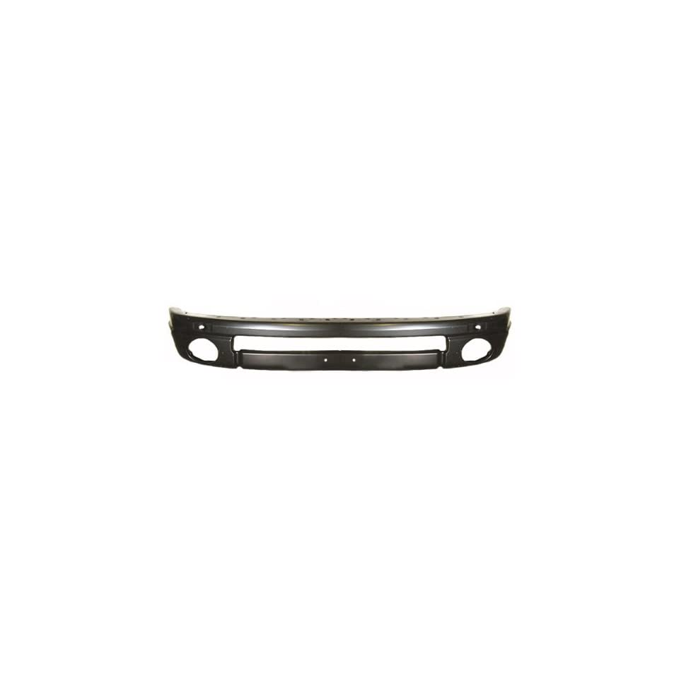 OE Replacement Dodge Pickup Front Bumper Reinforcement (Partslink Number CH1006185) Automotive