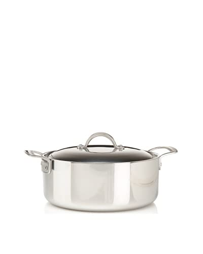 Culinary Institute of America Masters Collection 6-Quart Rondeau Pan with Cover As You See