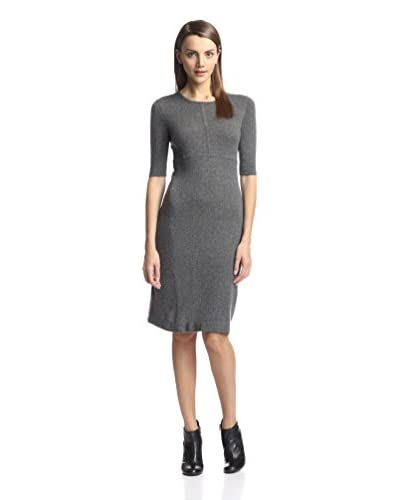 Cashmere Addiction Women's Sheath Sweater Dress