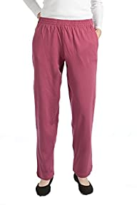 Pembrook Womens Jersey Knit Elastic W…