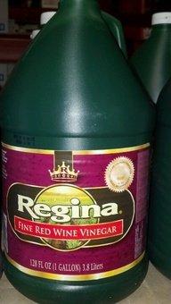 Regina: Fine Red Wine Vinegar 4/1 Gallon Case