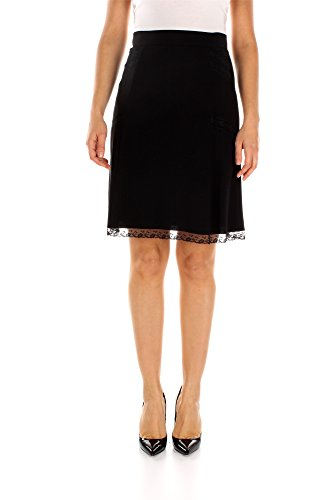 9107GNERO-Prada-Jupes-Femme-Acetate-Noir