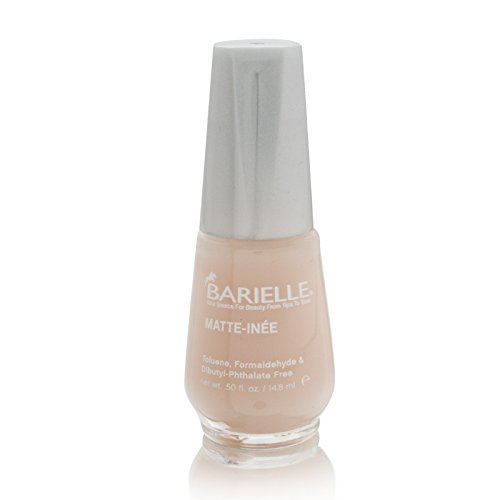 Barielle Matte Inee Nail Protection, 0.5 Ounce by Barielle
