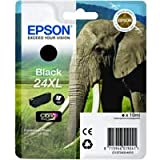 Epson 24XL - Print cartridge - XL size - 1 x black - 500 pages - blister - for Expression Photo XP-750, XP-850, XP-950; Expression Premium XP-750, XP-850