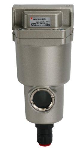 SMC AMG250C-N03D Water Separator, N.O. Auto Drain, 750 L/min, 3/8