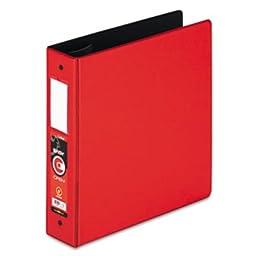 Cardinal Products - Cardinal - EasyOpen Locking Round Ring Binder, 11 x 8-1/2, 2\
