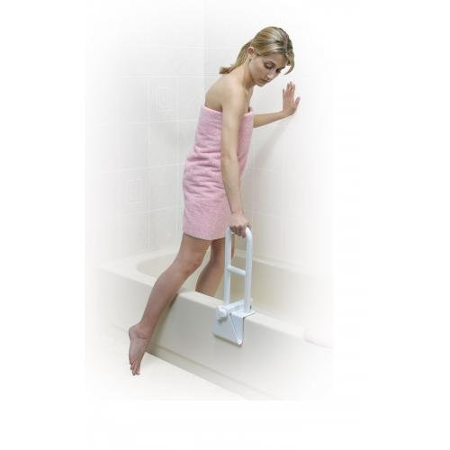 Drive Clamp-On Bathtub Safety Rail