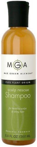 Max Green Alchemy Scalp Rescue Shampoo 8.8 oz