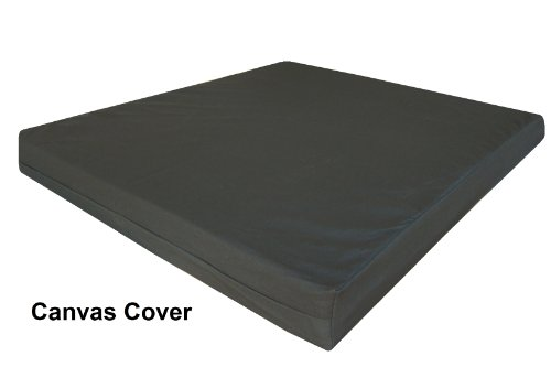 "Dogbed4Less Heavy Duty Canvas Duvet Pet Bed Cover 37""X27"" Medium Large - Replacement Cover Only"