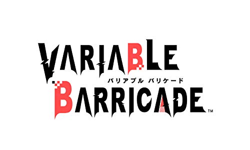 VARIABLE BARRICADE ICカードステッカー付 & 予約特典 付 - PSVita ゲーム画面スクリーンショット1