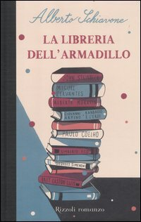 Cover La libreria dell'armadillo