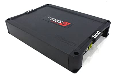 CERWIN VEGA HED3600.4 600-Watt 600W 4-Channel 40X4 4-Ohm Power Amplifier by DJ Tech Pro USA, LLC
