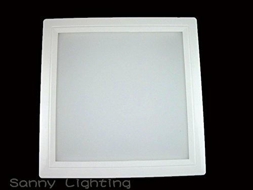 Super Bargain!!! New Model!! 25 W Recessed Square Led Panel Ceiling Light Downlight Lamp Cool