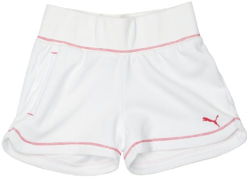 Puma Girls Junior Samoa Knit Shorts
