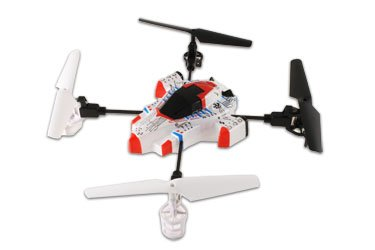 Syma X1 4 Channel 2.4G RC Quad Copter - Spacecraft (As shown) from Syma