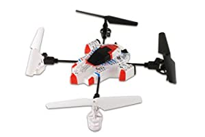 Syma X1 4 Channel 2.4G RC Quad Copter - Spacecraft (As shown)