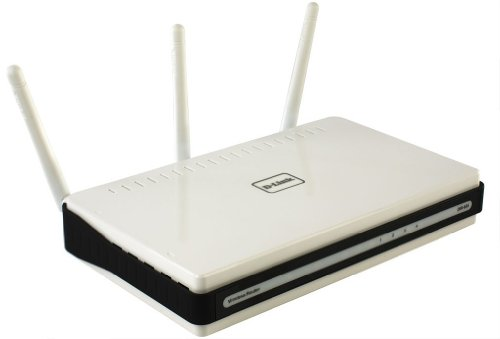 D-Link DIR-655/DE Wireless-N Gigabit Router 300 Mbit/s (mit 4-Port Gigabit Switch)