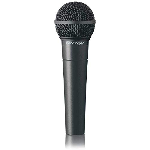 Behringer Ultravoice Xm8500 Dynamic Vocal Microphone, Cardioid (Color: Limited Edition)