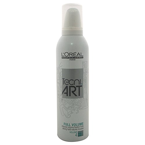 L'Oreal Expert Mousse Capelli Tecni Art Full Volume Force 4 250 ml