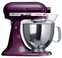KitchenAid Artisan Stand Mixer, Boysenberry 5KSM150BBY by Kitchenaid