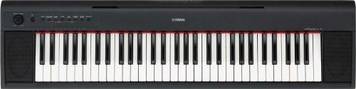 Yamaha NP11 Piaggero Portable Digital Piano - Black