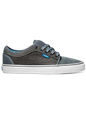 Buy Vans Chukka Low Mens Skate Shoes in MediumGrey DeepSky sz:8.5 by Vans