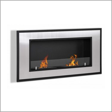 Ignis Bellezza Recessed Ventless Ethanol Fireplace photo B00AM2U79A.jpg