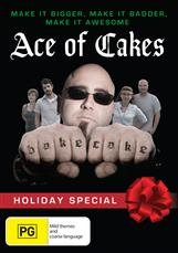 Ace of Cakes-Holiday Special [DVD] [Import]