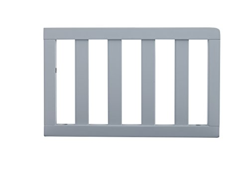 Fisher-Price Toddler Guard Rail, Powder Blue front-95919