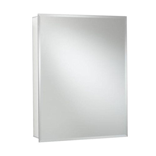 Croydex WC101469YW 30 Inch X 24 Inch Recessed Or Surface Mount Medicine Cabin