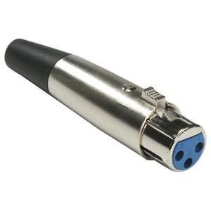 InstallerParts XLR 3P Microphone Connector