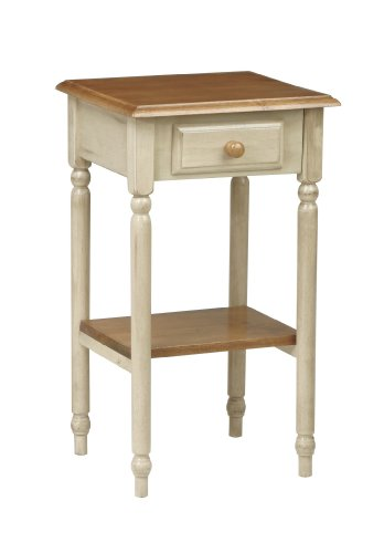 Country Cottage Telephone End Table