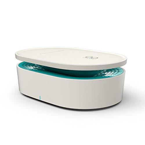 【国内正規品】OAXIS オキシス Bento (ベント) ワイヤレスインダクションオーディオスピーカー (ホワイト/グリーン) OAX-GD2507WG
