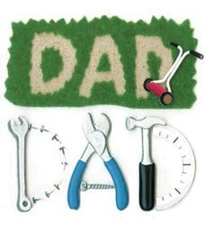 Jolee's Boutique Dimensional Stickers Dad SPJB-651; 3 Items/Order