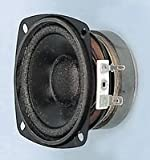 SPEAKER 8OHM 83MM SQUARE 12W