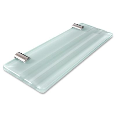 Board Dudes 12 x 4 Inches GlassX Accessory Tray (46009)