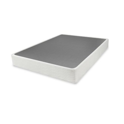 Zinus 9 Inch High Profile Smart Box Spring / Mattress Foundation / Strong Steel structure / Easy assembly required, Queen (Queen Box Spring Only compare prices)