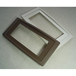 "Adapter Kit to Fit 4""x12"" - BROWN - Improvements"
