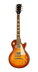 Gibson Les Paul Traditional Plus Electric Guitar, Heritage Cherry Sunburst