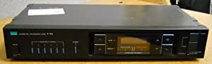 Sunsui T-910 Quartz Pll Synthesizer Tuner FM/AM Preset Station