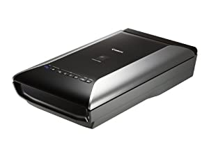 Canon Canoscan 9000f Film / Photo And Document Scanner (9600x9600dpi, 48 Bit Colour Depth)