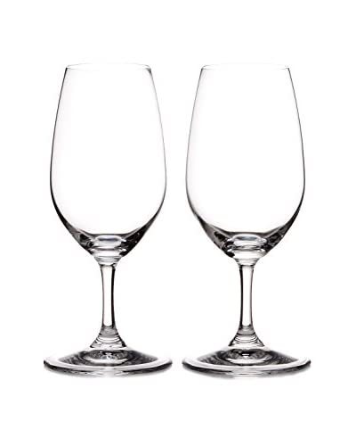Riedel Set of 2 Port-Sherry 8.5-Oz. Glasses, Clear